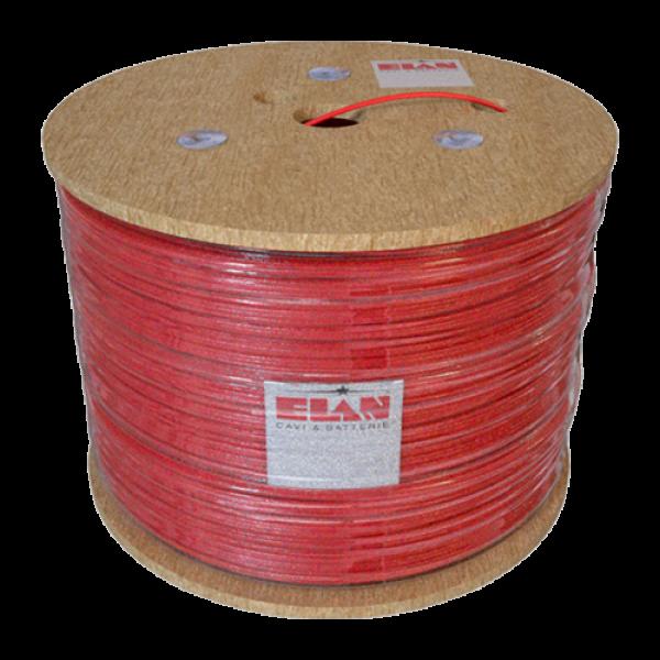Cablu de incendiu E120 - 2x2x0.8mm, 500m ELN120-2x2x08-T