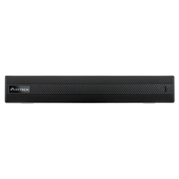 DVR 8 ch. video 5MP lite, 1 ch. audio, H.265 - ASYTECH VT-1408HC