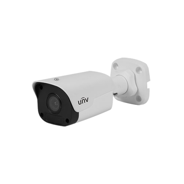 Camera de supraveghere IP Bullet, 5MP, IR 30m, 4mm, Uniview IPC2125LR3-PF40M-D