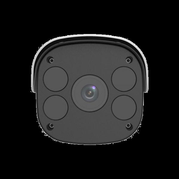 Camera de supraveghere IP Bullet, 2MP, IR 60m, 4mm, Uniview IPC2C22LR6-PF40-E