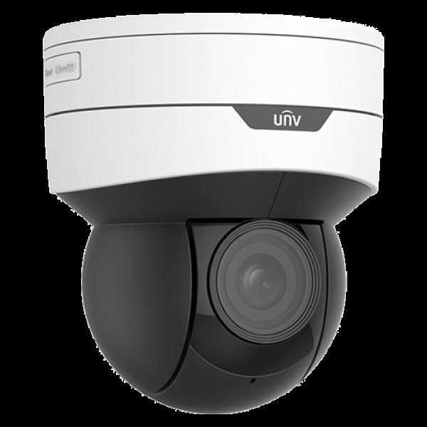 Camera IP Mini-PTZ 2 MP, zoom optic 5X, Audio, IR 30M - UNV IPC6412LR-X5P
