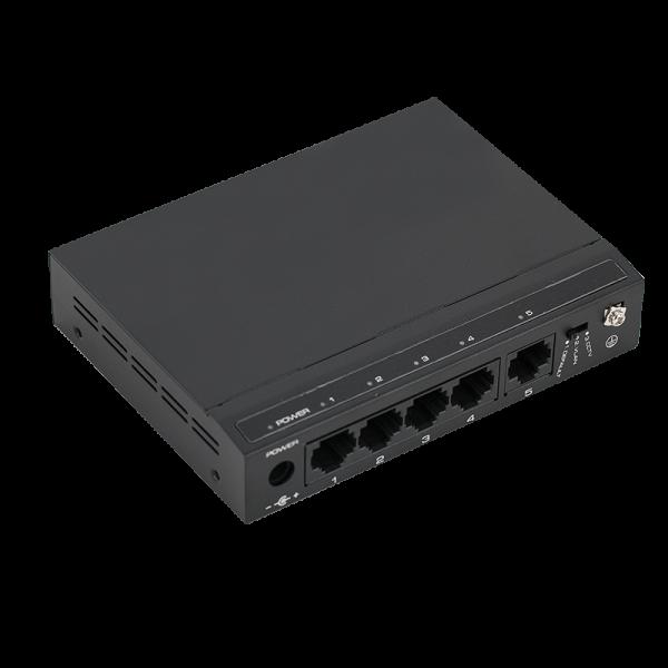 Switch 5 porturi gigabit - UTEPO SG5-M
