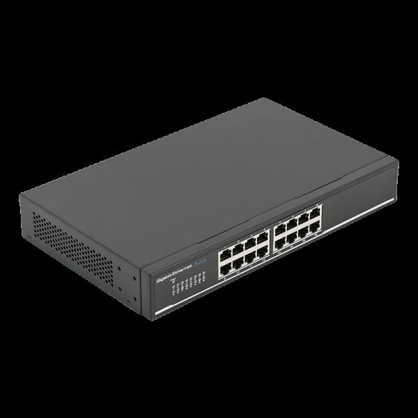 Switch 16 porturi gigabit - UTEPO SG16-M
