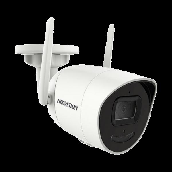 Camera de supraveghere IP Bullet, 4MP, IR 30m, 2.8mm, Hikvision DS-2CV2041G2-IDW-2.8mm