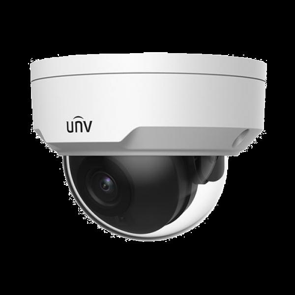 Camera de supraveghere IP Dome, 8MP, IR 30m, 2.8mm, Uniview IPC328LR3-DVSPF28-F