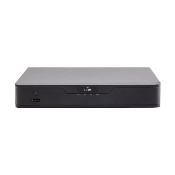 NVR 4 canale 6MP - UNV NVR301-04S2