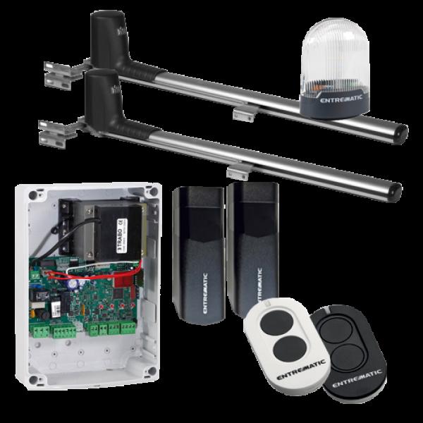 Kit automatizare poarta batanta 2x2.5m OBBI - DITEC DOITOBLS