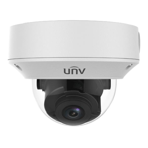 Camera de supraveghere IP Dome, 4MP, IR 30m, 2.7-12mm, Uniview IPC3234LR3-VSPZ28-D