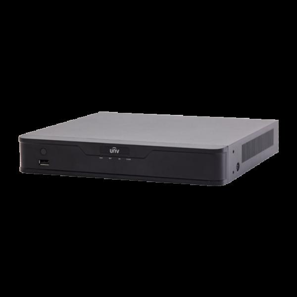 NVR 4 canale 6MP + 4 porturi PoE - UNV NVR301-04S2-P4