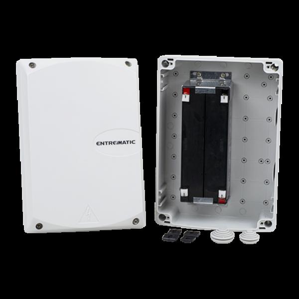 Kit baterii backup pentru automatizari - DITEC BBU20