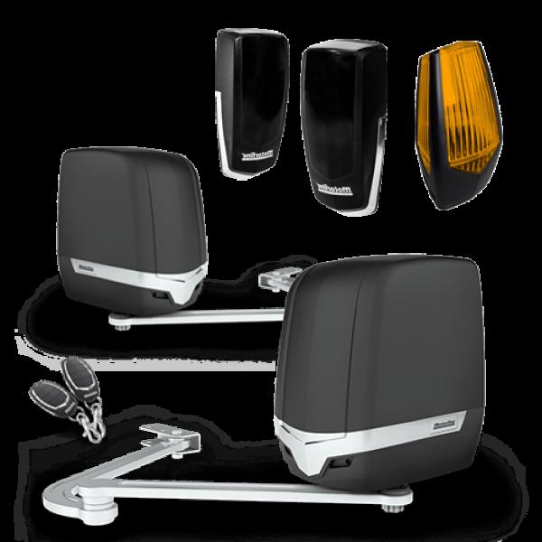 Kit automatizare poarta batanta 2x2.5m -MOTORLINE TELICA230-KIT