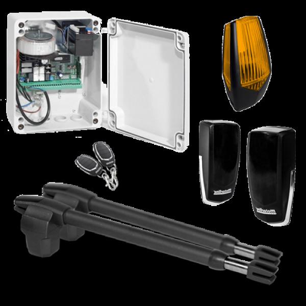 Kit automatizare poarta batanta 2x4m -MOTORLINE LINCE600-24V-KIT