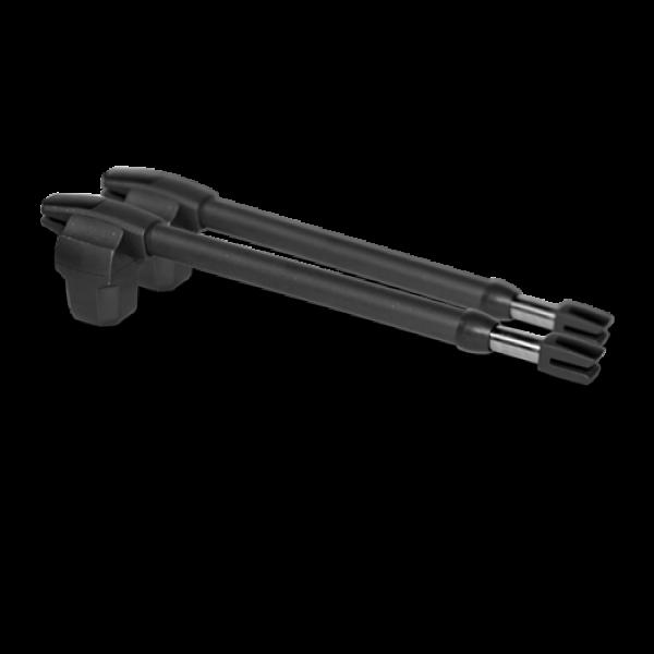Kit automatizare poarta batanta 2x3m -MOTORLINE LINCE400-KIT