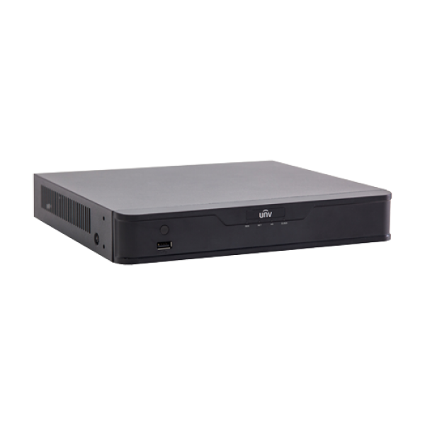 Hibrid NVR/DVR, 8 canale Analog 5MP + 4 canale IP, H.265 - UNV XVR301-08Q