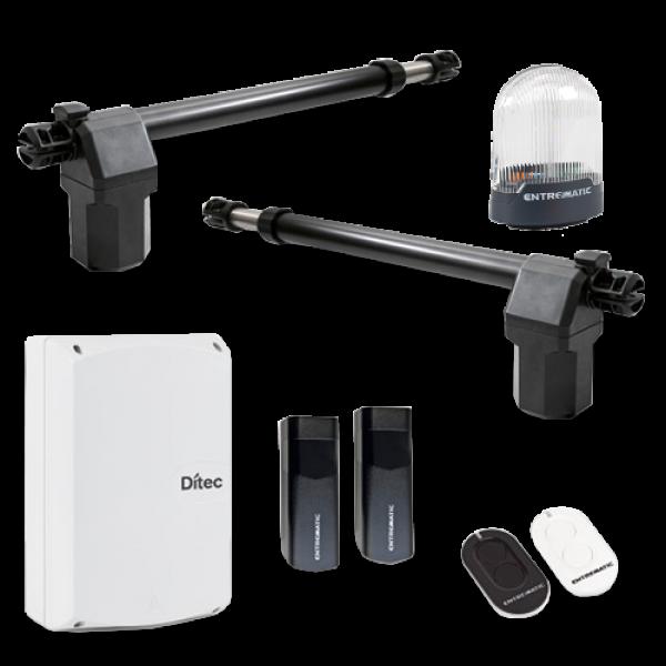 Kit automatizare poarta batanta 2x3.5m - DITEC DITS35LS