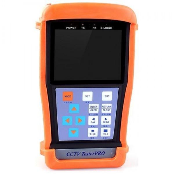 Accesoriu supraveghere PXW Tester CCTV Analogic, TFT 3.5''