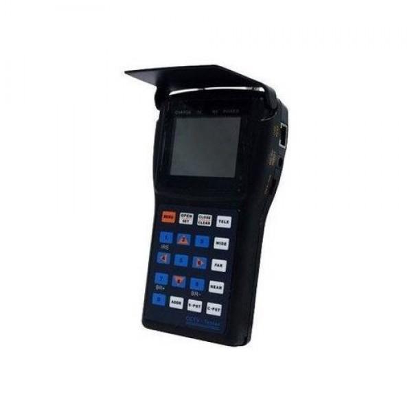 Accesoriu supraveghere PXW Tester CCTV cu voltmetru, LCD 2.5
