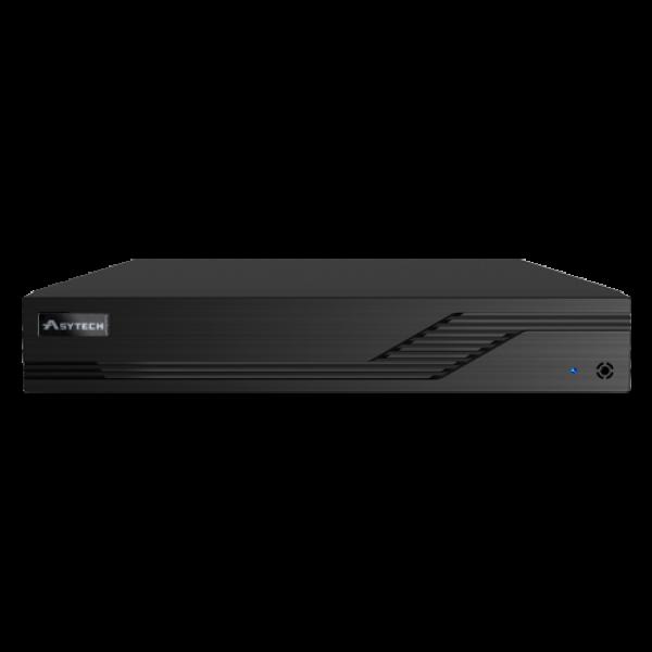 DVR Hybrid 8 canale 8MP, compresie H.265, HDMI 4K - ASYTECH VT-1408HT