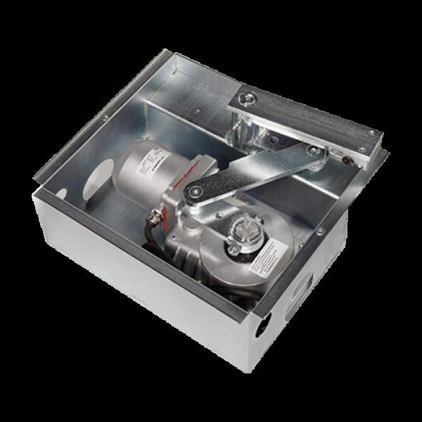 Automatizare ingropata pentru poarta batanta 2x2.5m - MOTORLINE SUBWING700-KIT