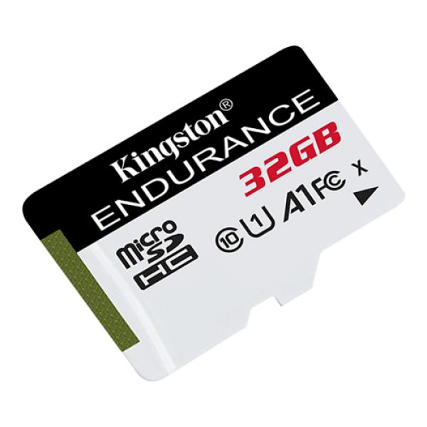 Card MicroSD 32GB, seria Endurance - Kingston SDCE-32GB