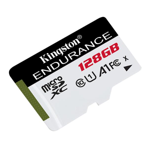 Card MicroSD 128GB, seria Endurance - Kingston SDCE-128GB