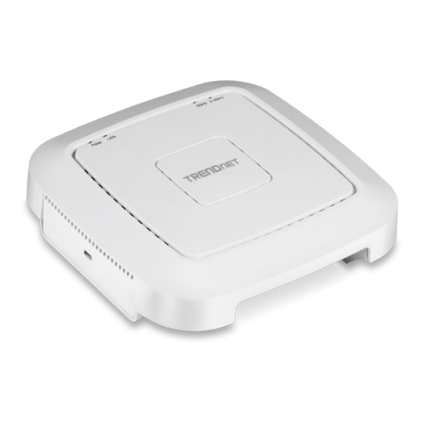 Access Point Wireless AC1200 Dual Band PoE de interior - TRENDnet TEW-821DAP