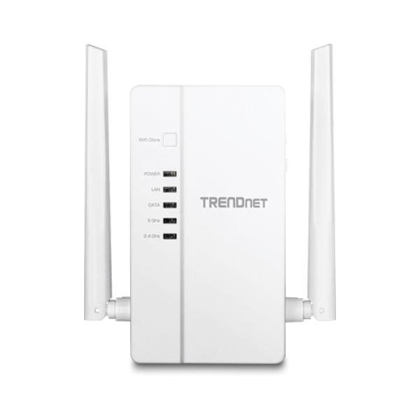 Kit Wireless Powerline WiFi Everywhere 1200 AV2 - TRENDnet TPL-430APK