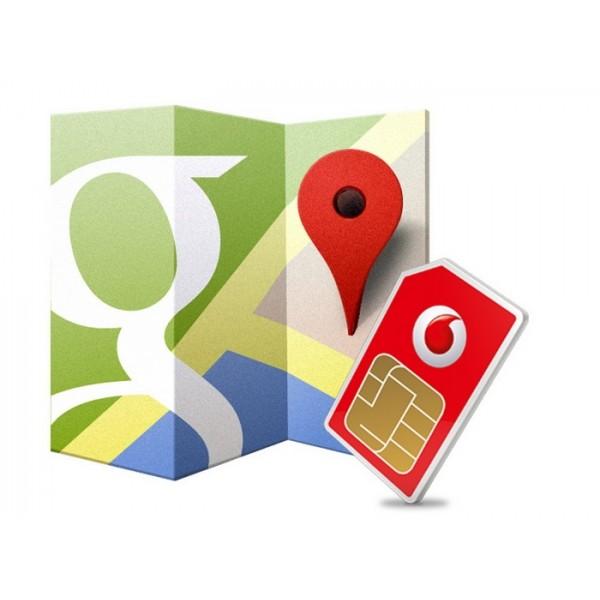 APLICATIE MONITORIZARE GPS +PACHET DATE SI CARTELA