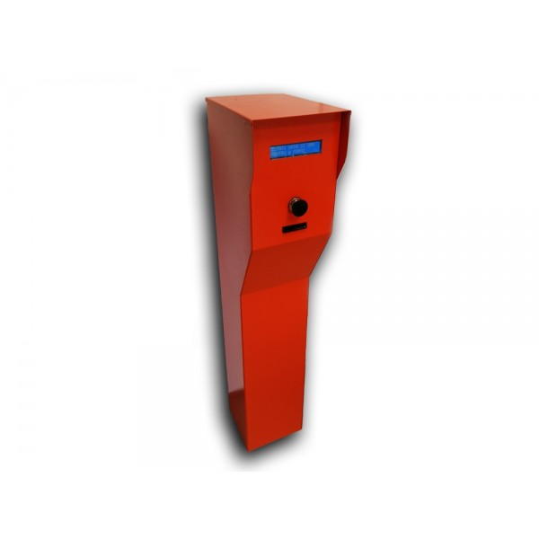 DISPOZITIV STAND ALONE - ELIBERARE CARD DE PARCARE