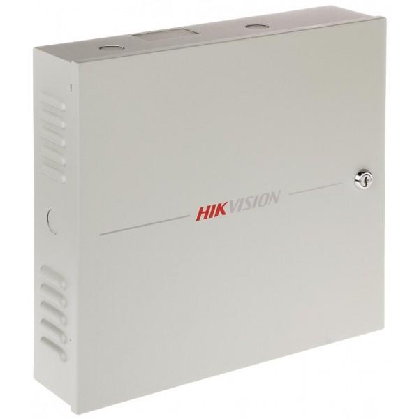 Centrala control acces Hikvision DS-K2604, control acces 4 usi