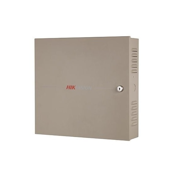 Centrala control acces Hikvision DS-K2602, acces control 2 usi