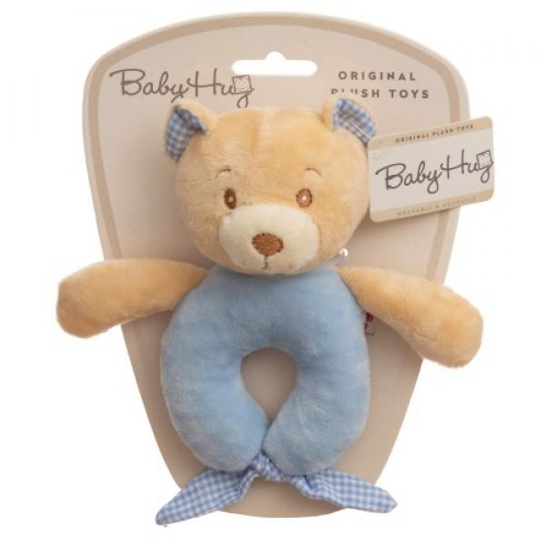 Baby Hug - Ursulet bleu zornaitor