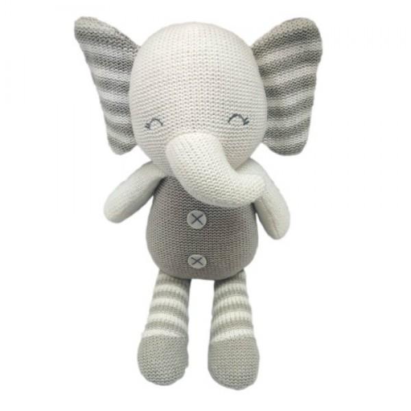 Baby Hug - Elefant crostetat 35 cm