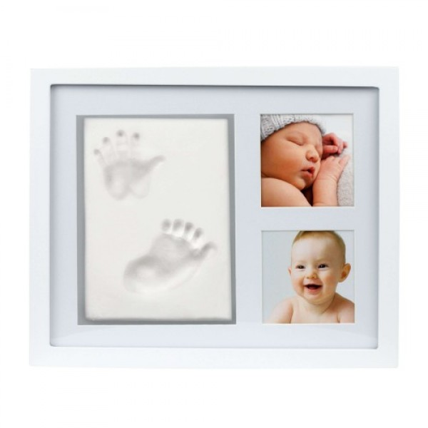 Pearhead - Kit rama foto amprenta manuta si piciorus si 2 fotografii