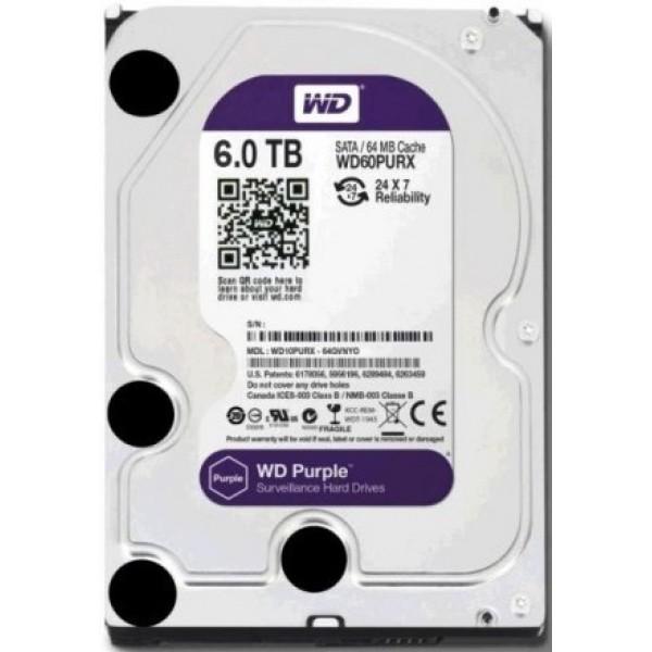 6TB WD Purple SPECIAL, PURPLE 6TB