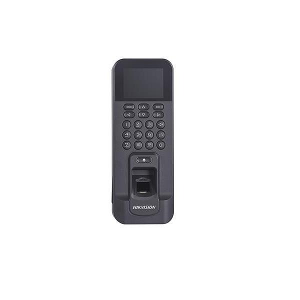 Cititor control acces biometric cu amprenta stand alone DS-K1T804MF