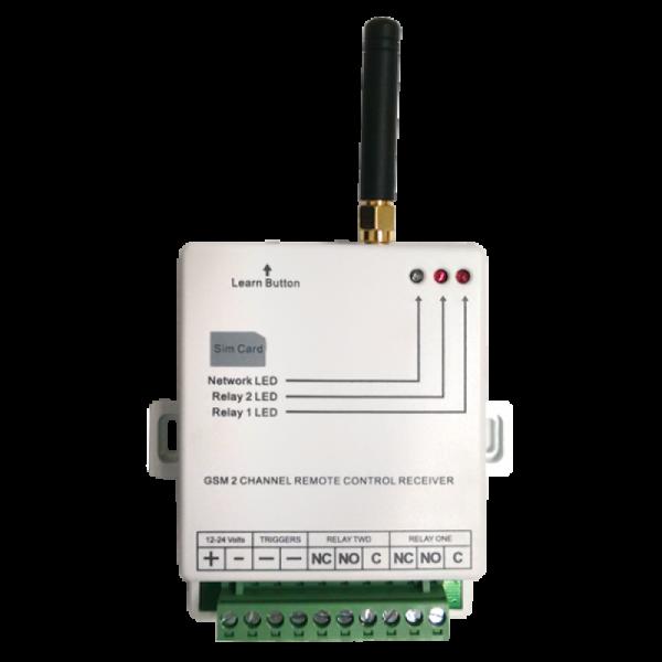Controler/Comunicator GSM 2G pentru automatizari prin Apelare/SMS ,GS-SMS-A02