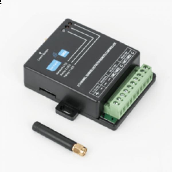 Controler/Comunicator GSM 2G si Bluetooth pentru automatizari, GS-SMS-B02