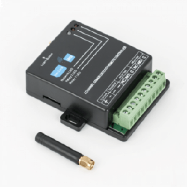 Controler prin Bluetooth (pana la 10m) sau prin radio, GS-BTX-02