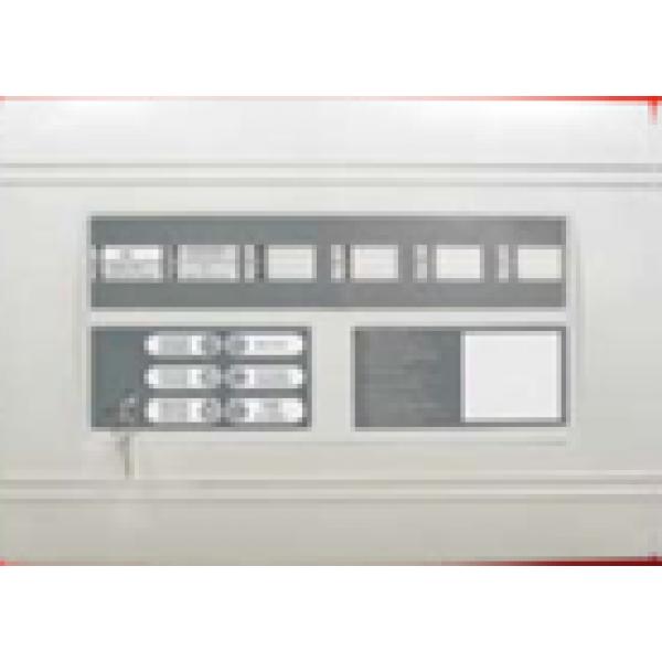 Centrală convenţională de incendiu cu microprocesor, 8 zone, MAG 8 PLUS