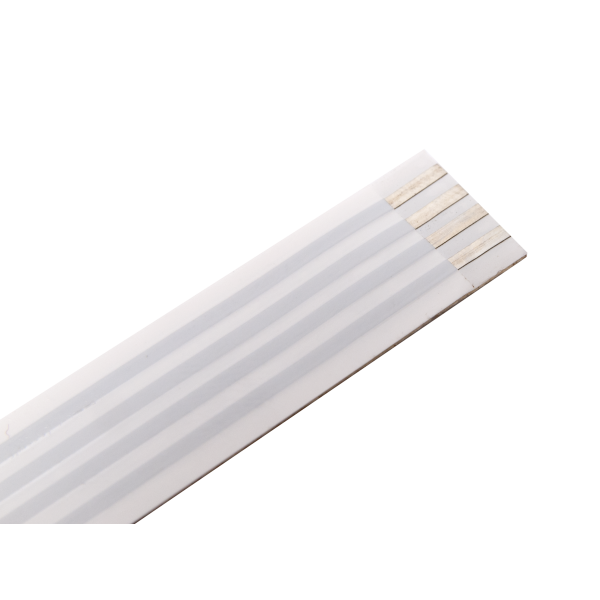 Cablu panglica autoadeziv 6mm, la metru