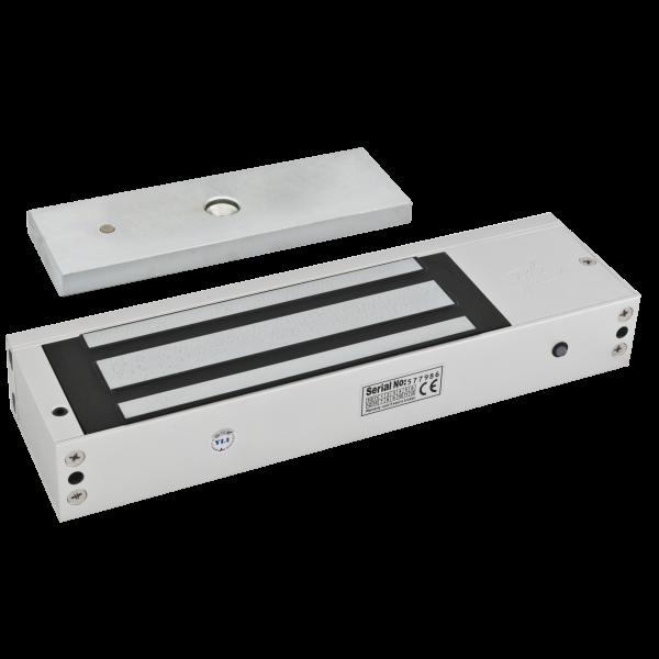 Electromagnet aplicabil de 750kgf, cu LED de stare