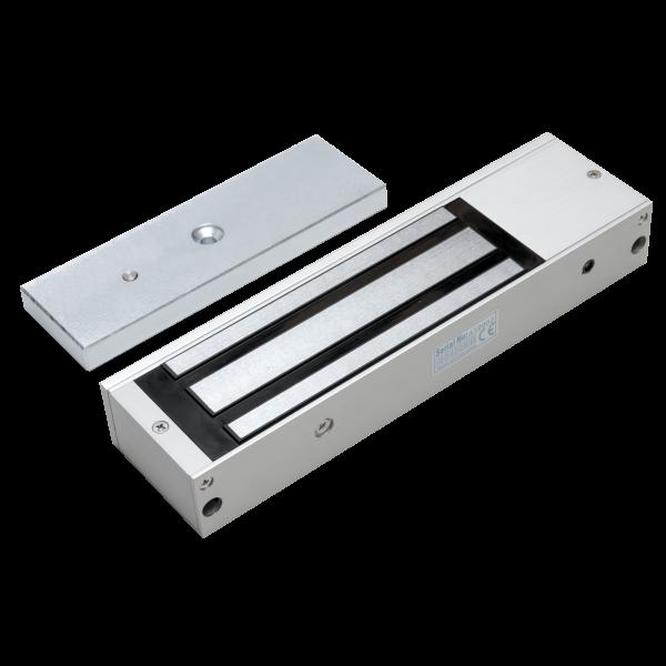 Electromagnet aplicabil de 500 kg forta cu led si monitorizare