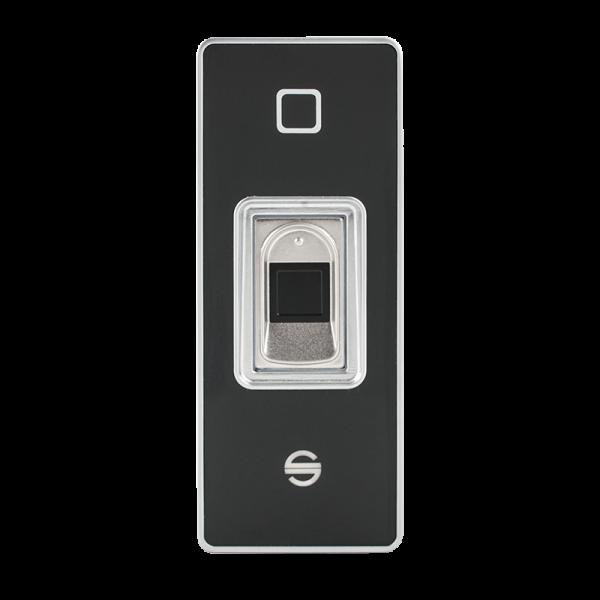 Controler de acces biometric si carduri de proximitate EM 125 kHz, rezistent la apa