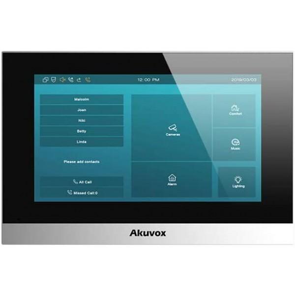 "Video interfon IP SIP, monitor de 7"", sistem de operare Android"
