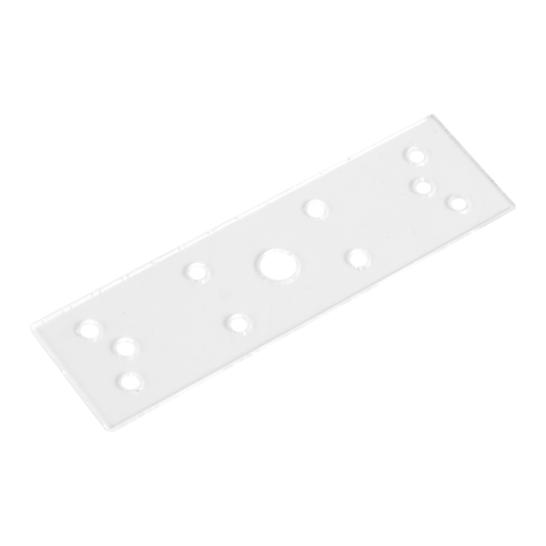 Distantier de 3mm din plexiglas compatibil cu suporturile MBK- 180I
