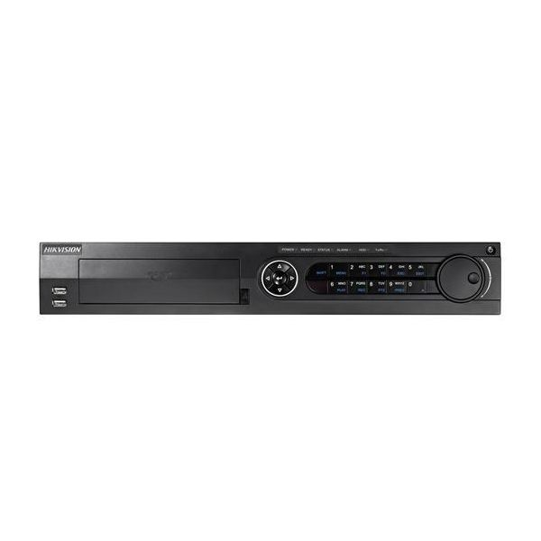 DVR 8 ch Hikvision DS-7308HUHI-F4/N 8MP - gss.ro