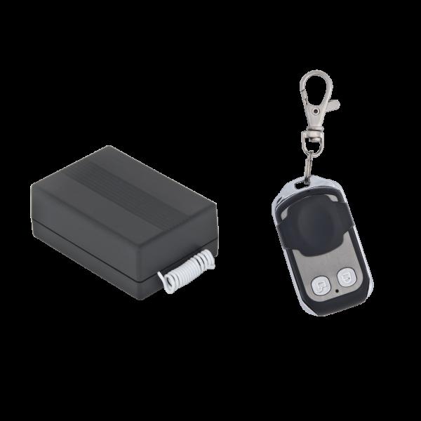 Telecomanda 1 releu 433MHz ( set cu o unitate si un buton) 24 Vcc