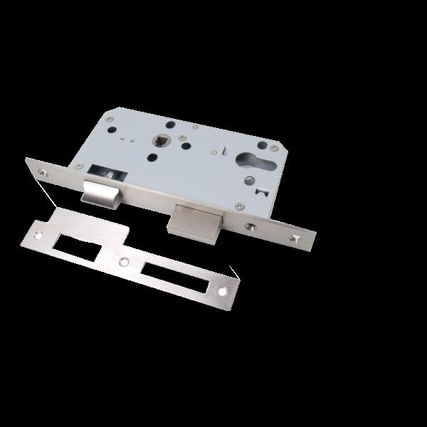 Broasca mecanica profil european, reversibila cu contact  de monitorizare, HLK{E6072}