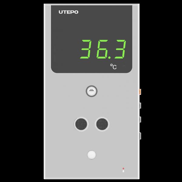 Terminal masurare temperatura non-contact, cu senzor imagine termica